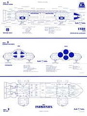 Space: 1999 Eagle Insert (WEBmikey) Tags: space1999 eagle starlog