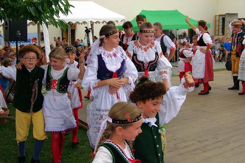 21.7.18 Jindrichuv Hradec 4 Folklore Festival in the Garden 232