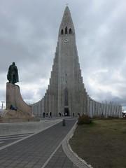 Hallgrímskirkja (Reykjavík, Iceland) (courthouselover) Tags: iceland ísland europe europa capitalregion greaterreykjavik greaterreykjavík höfuðborgarsvæðið reykjavik reykjavík churches northerneurope nordiccountries is