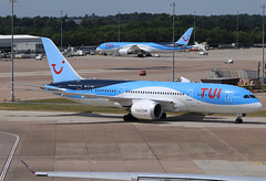 G-TUID - TUI Airways B787-8 Dreamliner (✈ Adam_Ryan ✈) Tags: man egcc manchesterairport manchesteruk manchesterringway level13multistorycarpark level13 level13multistoreycarpark manchesterairportlevel13 tui tuiairways thomsonairways thomson thompson boeing 2018 july gtuid b787 b787dreamliner