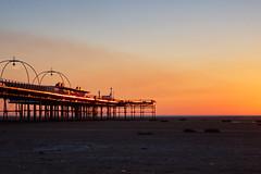 Southport, Summer Sunset (nickcoates74) Tags: 1650mm a6300 beach coast epz1650mmf3556oss evening ilce6300 kitlens lancashire seaside sefton sony southport summer sunset uk sel1650