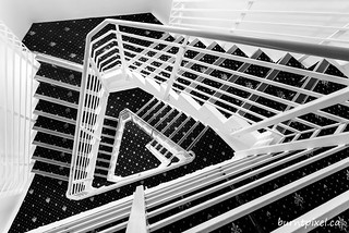 Fawlty Towers Staircase 2
