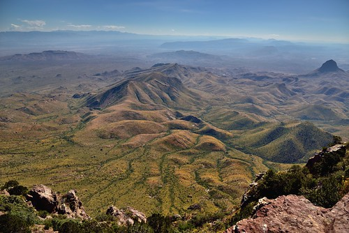 Folds of the Earth (Big Bend National Park)