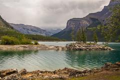 Lake Minnewanka (kensparksphoto) Tags: lakeminnewanka banff alberta canada rockies mountains lake water nationalpark