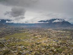DJI_0012 (jo_asakura) Tags: utah unitedstates us lehi storm clouds mountains weather spring rain snow aerial drone dji flying