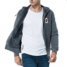 Thick Thermal Cashmere Sweater Hoodies Zip Up Casual Coat (1229203) #Banggood (SuperDeals.BG) Tags: superdeals banggood clothing apparel thick thermal cashmere sweater hoodies zip up casual coat 1229203