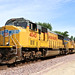 UP 4045 Leads SB Manifest Iowa Falls, IA 6-28-18