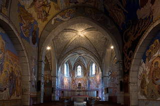 La chapelle des 13 pierres