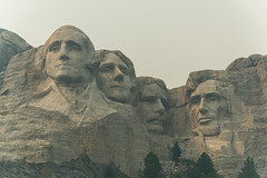 Mount Rushmore (sgplewka) Tags: usa 2017 sabine mountrushmore urlaub keystone southdakota us