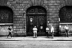 Florence, Italy (Uwe Printz) Tags: leica m10 20180607 firenze florenz italia italien italy toskana tuscany street blackwhite