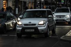 Ukraine (Ternopil) - Kia Soul (PrincepsLS) Tags: ukraine ukrainian license plate bo ternopil germany berlin spotting kia soul