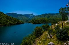 Lago di Vagli (LU) (Roman_77) Tags: lago lagodivagli toscana lake garfagnana natura green wild italia italy apuane water landscape paesaggio light nikon d750 nikond750 nikonclub nikonitalia tokina roman77