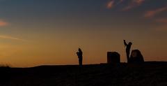 Se lever tôt pour le plaisir de la photographie (brunomalfondet) Tags: provence leverdesoleil photographes alpilles lumièredumatin
