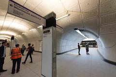 Farringdon_Elizabeth_Line_150618_1364_hi (Chris Constantine UK) Tags: crossrail tube london underground construction metro elizabeth farringdon