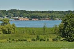 FGLK on Cayuga (Arkangel Productions) Tags: finger lakes railroad fglk gp382 gs2 cayuga lake