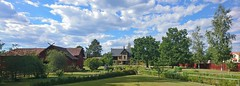 Next to the Zorn museum (therapyprojects) Tags: dalarna house mora travel