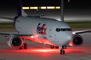 OO-TNN FedEx Express (ASL Airlines) Boeing 737-45D(SF)