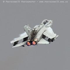 3393 Tornado (photozone72) Tags: riat fairford airshows aircraft airshow aviation tornado tonka 41rtes canon canon7dmk2 canon100400f4556lii 7dmk2