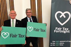 Backing Fair Tax Fortnight