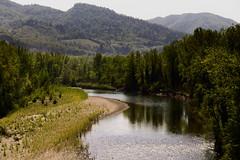 Reno River [explored] (Strocchi) Tags: fiume river reno bologna casalecchio landscape paesaggio canon eos6d 24105mm
