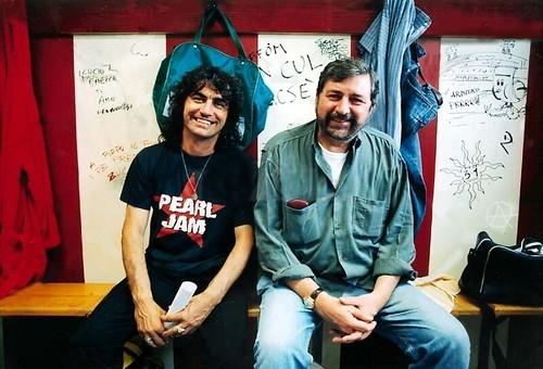 #radiofreccia ⚡ #guccini #ligabue 📷 ] ; ) >> http://www.elettrisonanti.net/galleria-fotografica🎥#elettritv💻📲 #sottosuolo #music #film 🇹🇻 #rock #musicapopolare #webtv #drammatico #1998 #rockitaliano 🎸 #cant