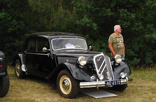1952 Citroën 15 Six Traction Avant