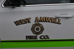 West Amwell Fire Company Chief 26 (Triborough) Tags: nj newjersey hunterdoncounty eastamwelltownship eastamwell ringoes wafc westamwellfirecompany firetruck fireengine chiefscar chief chief26 car26 gm chevrolet tahoe