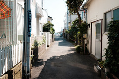 One day I hope I can live somewhere near the sea (postboxes) Tags: japan kamakura
