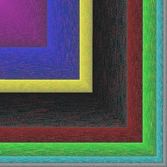 cmyk 16 (alexandre.saf) Tags: algorithm pixel ai random smoke cmyk digital maths abstract geometry computer texture generative processing digitalart artwork effect fiber palette pattern