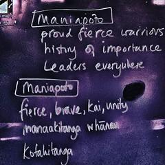 Maniapoto haiku #characteristics #culture #learning #betterworkstories (easegill) Tags: ifttt instagram