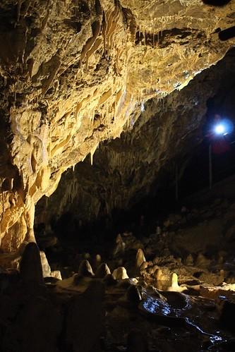 Vazecka cave (Važecká jaskyňa) in Slovakia
