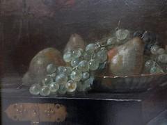 """""""Nature morte à la vielle"""", vers 1760, Henri Horace Raland de la Porte (1724-1793), Musée des Beaux-Arts, Bordeaux, Nouvelle-Aquitaine, France. (byb64) Tags: muséedesbeauxartsdebordeaux bordeaux burdeos gironde gironda 33 aquitaine aquitania akitania aquitanien nouvelleaquitaine france francia frankreich europe europa eu ue gascogne gascony gascona gasconha guyenne guienne guyena musée museum museo beauxarts tableau painting dipinto cuadro xviiie 18th rococo classique classicisme henrihoracedelaporte delaporte naturemorteàlavielle naturemorte vielle fruits stilllife stillleben bodegon naturamorta hurdygurdy ghironda vielleàroue frutas"""