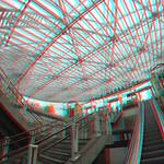 Dak Station Blaak Rotterdam 3D GoPro thumbnail