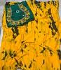 CRAPE SATIN SHIBORI SAREES WITH ELEPHANT EMBROIDERY WORK DESIGNERY BLOUSE (shivainemail_2212) Tags: crape satin shibori sarees with elephant embroidery work designery blouse