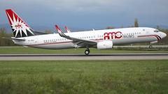 SU-BSA (Breitling Jet Team) Tags: subsa amc airlines euroairport bsl mlh basel flughafen lfsb