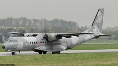 Polish Air Force CASA C-295M (015) (Dariusz W.) Tags: airplane aircraft airport epkk dariusz d7000 nikon wesołowski casa c295m polish force