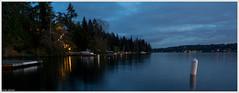 Washington Lake at night (jim197328) Tags: night usa washington gm chismbeach a7 lake boat seattle sony