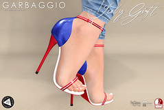 July 2018 Group Gift (Ashleey Andrew) Tags: garbaggio sl secondlife second life virtual world fashion apparel accessories footwear shoes original mesh group gift july 4th fourth
