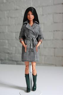 Northwest Coast Native American Barbie