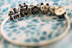 A Charmed Life @ HSoS (Sarah_ES) Tags: smileonsaturday luckycharm jewelry round bracelet