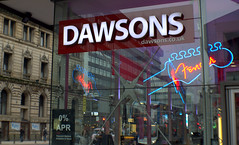 Dawsons Music Shop Manchester (Tony Worrall) Tags: welovethenorth nw northwest update place location uk england north visit area attraction open stream tour country item greatbritain britain english british gb capture buy stock sell sale outside outdoors caught photo shoot shot picture captured gmr manchester manc architecture buildings shop window dawsons music dawsonsmusicshopmanchester