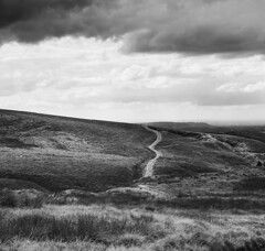 Path to the Hills 1 (graemes83) Tags: pentax sigma lyme park national trust landscape cloudy