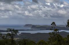 Through the Years (Keith Midson) Tags: brunyisland bruny tasmania sea sky