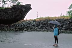 On the beach (edwardcgonzales) Tags: velvia velvia50 fuji fujifilm slidefilm film 35mm analog 50mm 50mmf14 canonfd50mmf14 canonfd 50mmf18fd