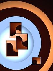 Platter (Joan Scher) Tags: corelpainter abstractart