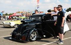 Pop_1515 (Fast an' Bulbous) Tags: drag strip race car vehicle automobile santa pod dragstalgia nikon outdoor racecar