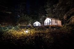 Vallea Lumina Camping (Jeremy J Saunders) Tags: whistler vallea lumina nikon d850 jeremyjsaunders jjs night camping silhouettephotography