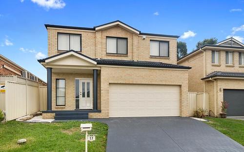 17 McCubbin Place, Casula NSW