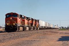 Highball Kingman (ColoradoRailfan) Tags: bnsf bnsfrailway bnsfseligmansub seligmansub intermodaltrain