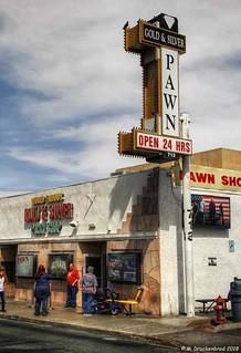 Gold & Silver Pawn Shop, Las Vegas Nevada